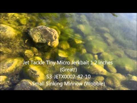 Top Micro Ultralite Fishing Lures