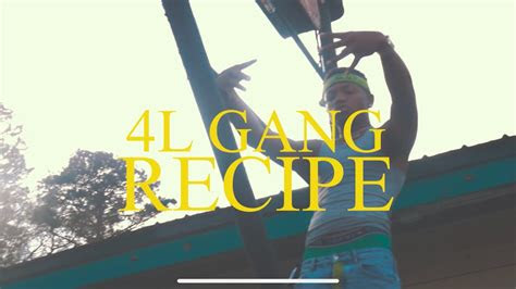 gang recipe official video youtube