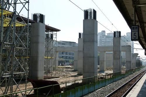豐原站高架化