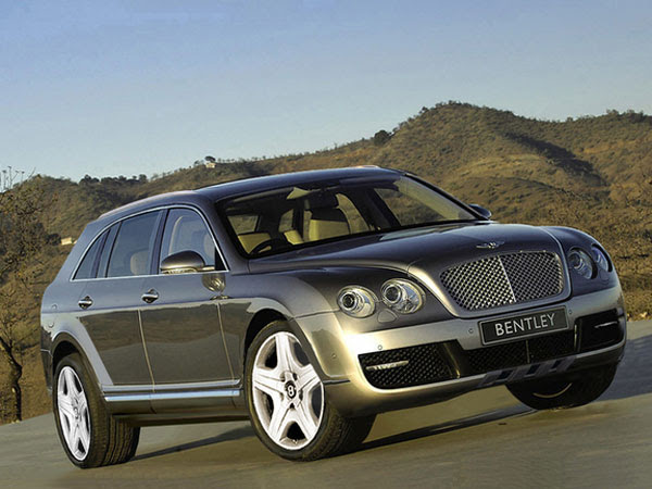 Bentley SUV To Get 12-Cylinder Engine » AutoGuide.com News