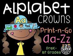 Alphabet, Spanish and Beginning sounds on Pinterest
