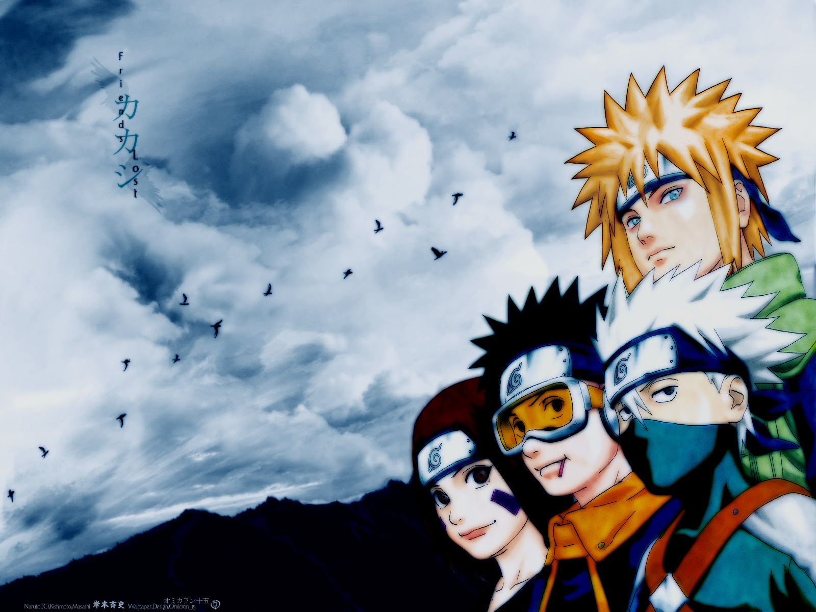 Naruto Shippuden Wallpapers High Quality Download Free