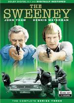 The Sweeney: Series Three, a Mystery TV Series