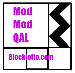 Mod-Mod QAL on the Block Lotto
