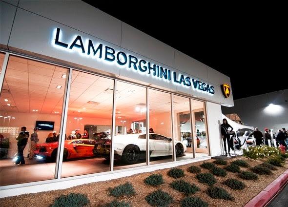 Lamborghini Las Vegas | New Lamborghini dealership in ...