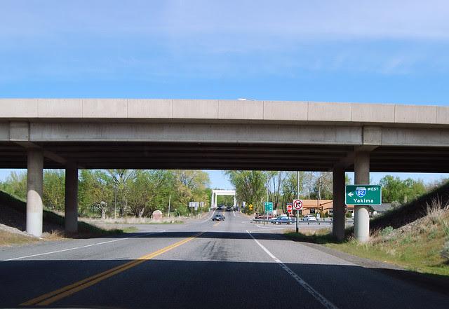 SR 224 @ I-82
