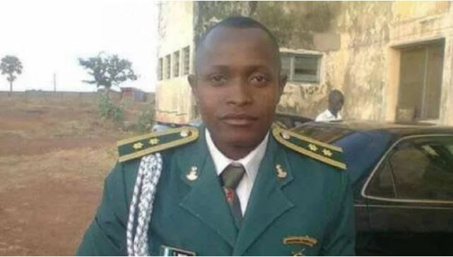 Army Reacts to the Murder of Captain by a Junior Officer in Chibok