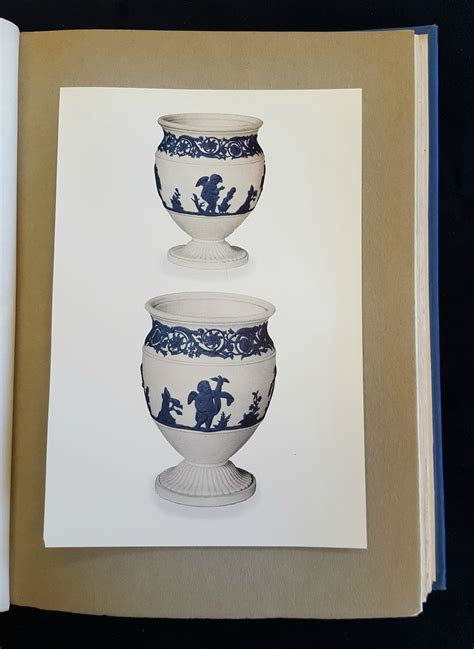 Josiah Wedgwood and His Pottery