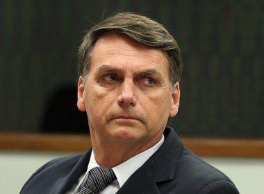 Bolsonaro afirma que só não será candidato se o tirarem 'na covardia' ou se o matarem