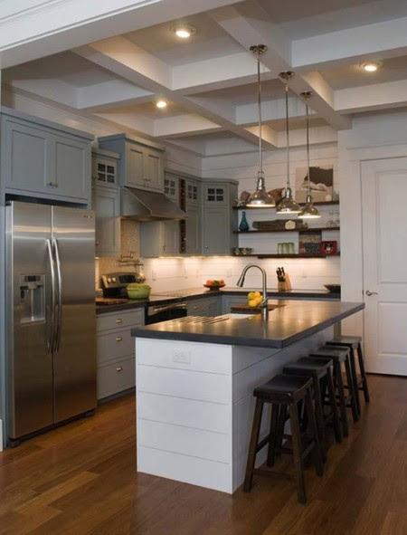 Kitchen Concrete Countertops 15 1 Kindesign