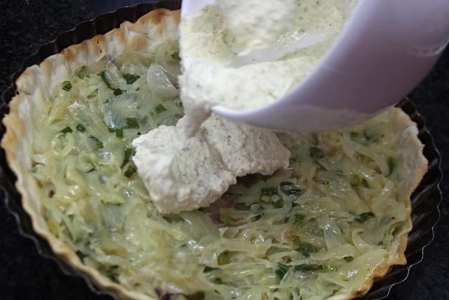 Tarta de Queso y Cebolla 053