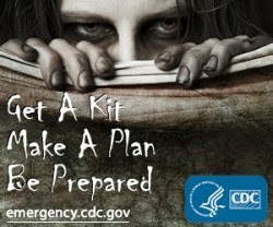 CDC - Blogs - Public Health Matters Blog – Preparedness 101: Zombie Apocalypse | Global Rumblings | Scoop.it