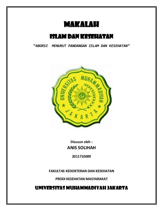 Cover makalah iskes