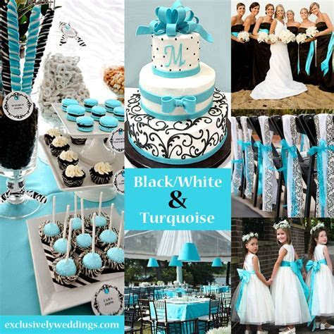 Turquoise/Teal Themed Party: a collection of ideas to try