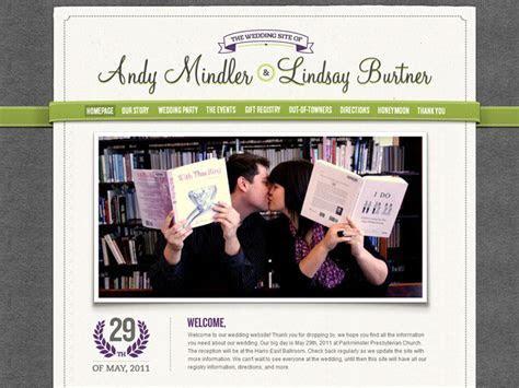 Fantastic Wedding Websites