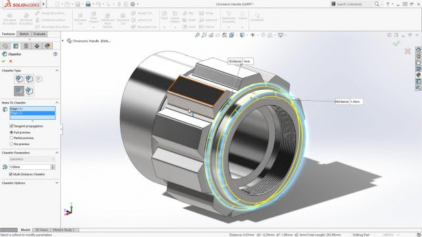 solidworks preview 2017