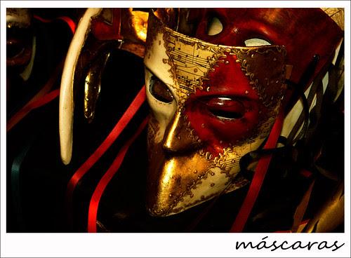 máscaras venecianas by martius