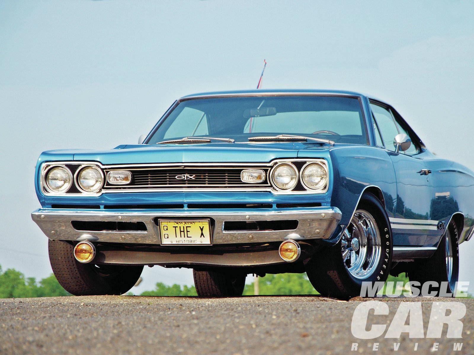 1970 Hemi Cuda and 1968 GTX 10 NO Car NO Fun Muscle
