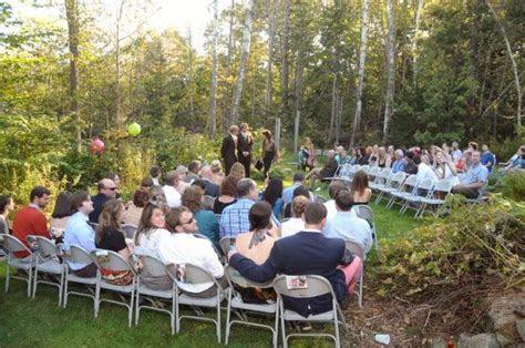 Sophi & Travis' Outdoor Potluck Wedding   Wedding Ideas