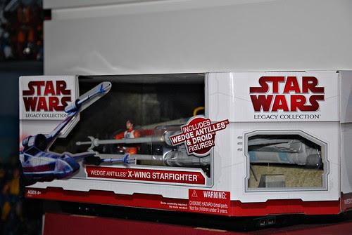 haul 070909_Wedge Antilles X-wing!