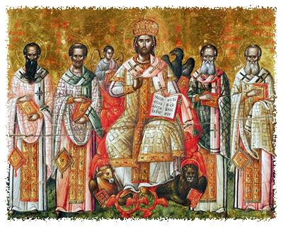 Resultado de imagem para Os padres apostólicos
