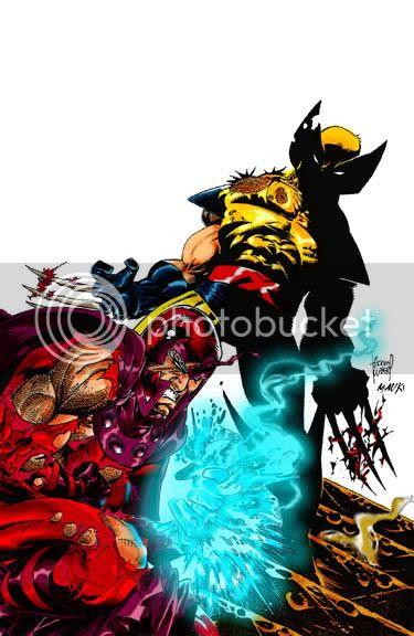 Wolverine Magneto