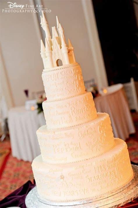Disney princess wedding cake If you just add the