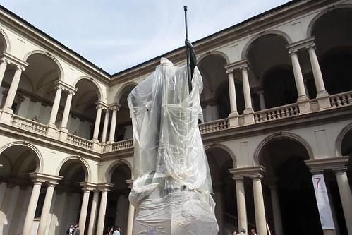 Napoleone di #Brera insacchettato by Ylbert Durishti