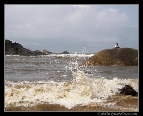 Om Beach, Gokarn