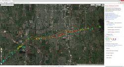 Google Maps Oklahoma tornade