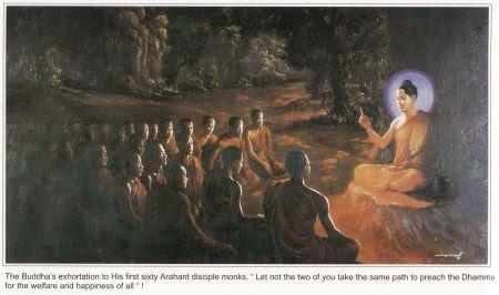 Life of Buddha (28)