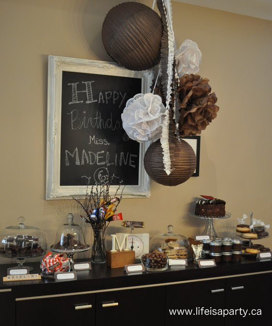 Chocolate Party -