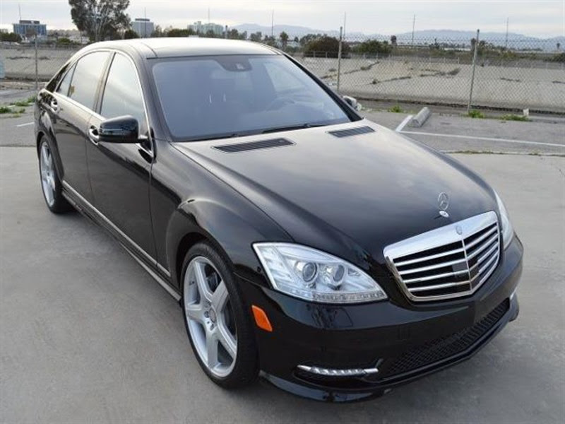 2013 Mercedes-Benz S-class for Sale by Owner in Tujunga ...