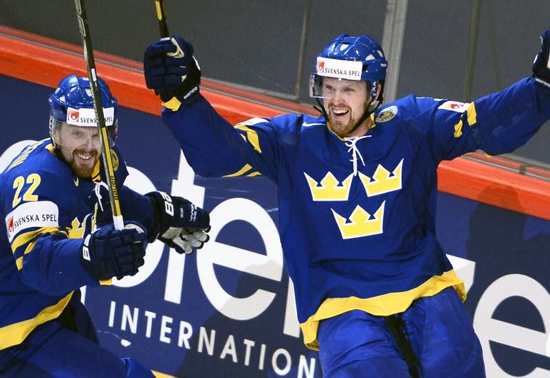 Sweden won!