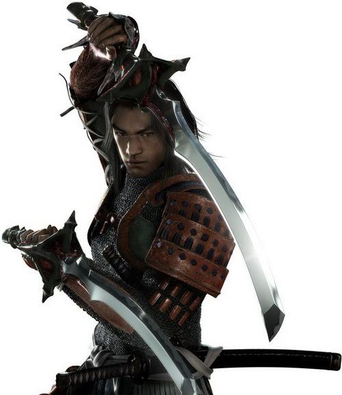 9 samonosuke onimusha3 Top 20 personagens masculinos mais bonitos dos games