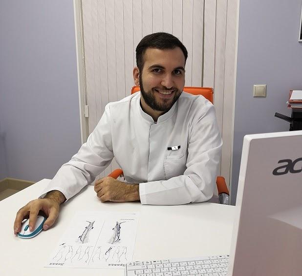 Врач из Сургута изобрел прибор для эффективного лечения варикозной болезни