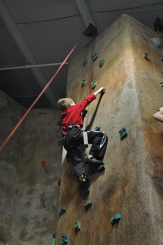Rock Climbing Jan 2014-03