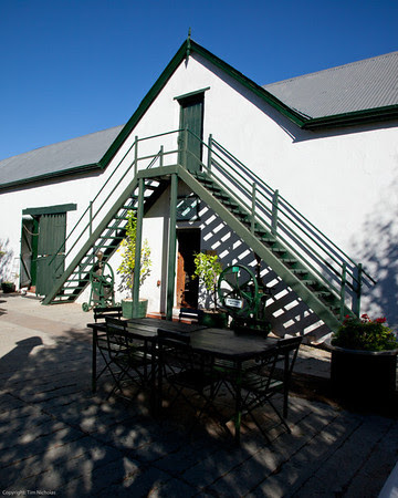 Langberg Guest Farm stable accommodation