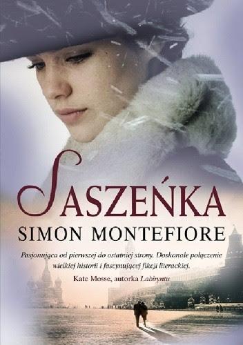 Okładka książki Saszeńka
