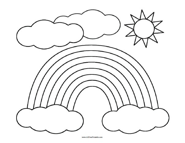 Coloring Pages - Free Printable - AllFreePrintable.com