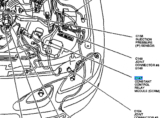 Ford Fusion 2011 Fuse Box Diagram