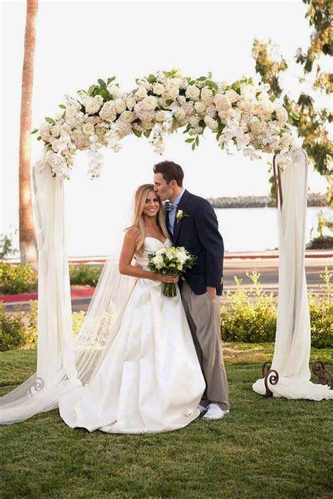 30 Floral Wedding Arch Decoration Ideas   Event Design
