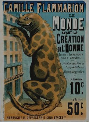 poster - Le Monde avant la création de l'homme