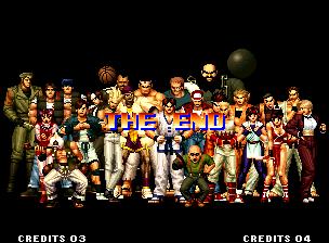 KOF '94 Ending