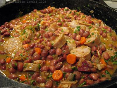 Peasant bean stew 3