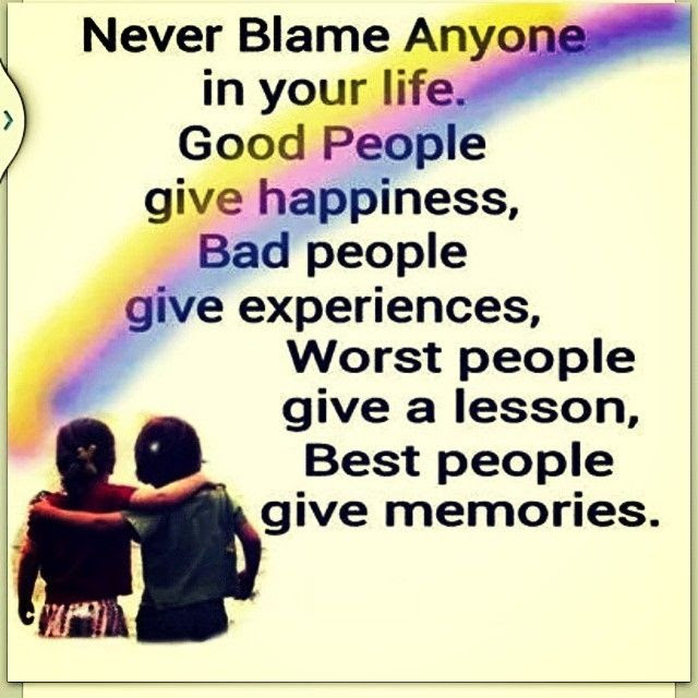 Never Blame Anyone Pictures Photos And Images For Facebook Tumblr