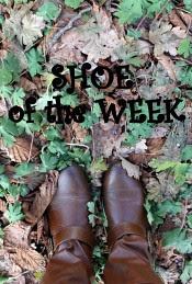 Shoe of the Week Badge