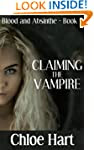 Claiming the Vampire (Blood and Absin...
