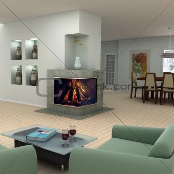 Image 404195: Home interior design from Crestock Stock