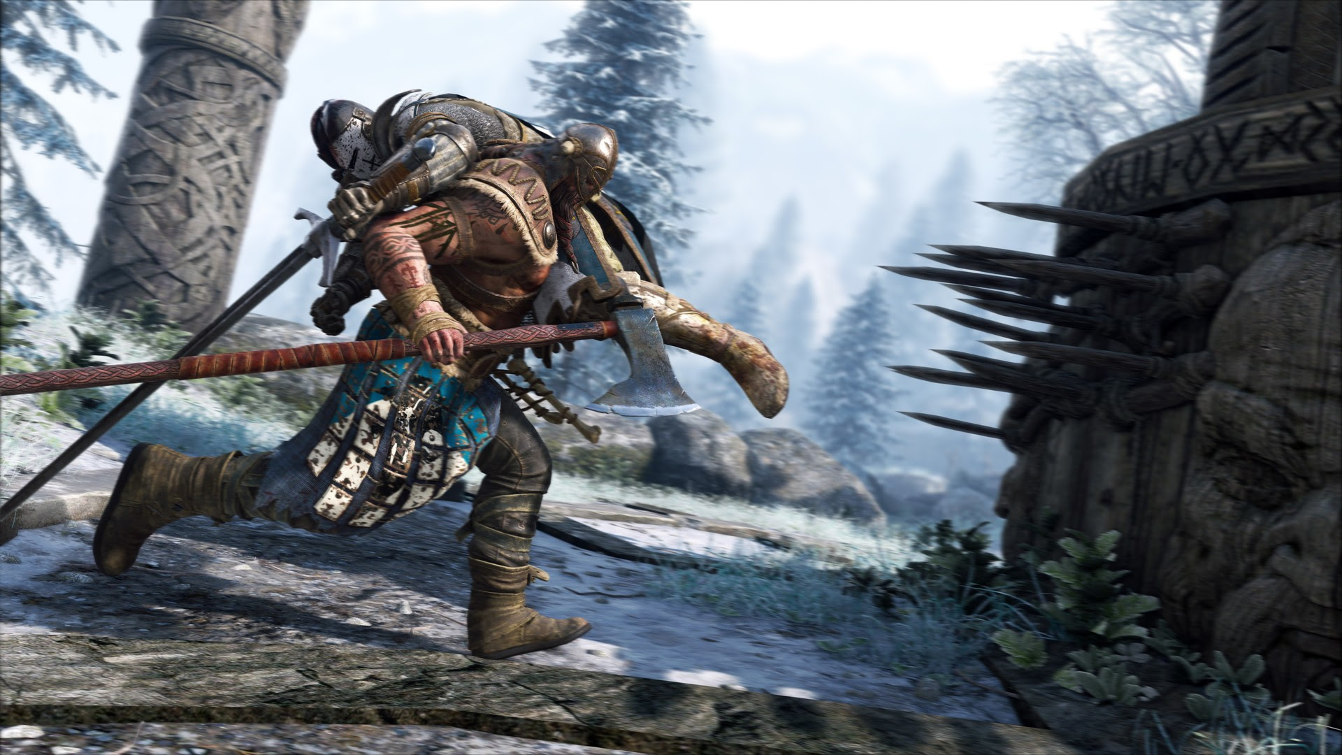 For Honor will be getting updated to include dedicated servers screenshot